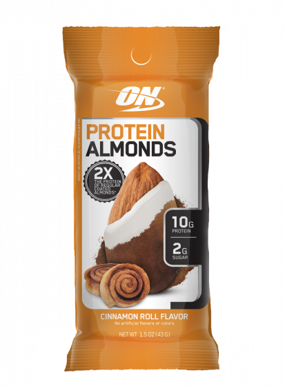 Optimum Nutrition Protein Almonds 43g
