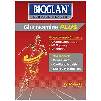 Bio glam Glucosamine Plus 30tablets