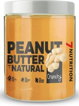 7Nutrition Peanut Butter Smooth/Crunchy 1000g