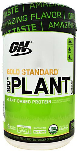 Optimum Nutrition Gold Standard 100% Plant Protein 684g
