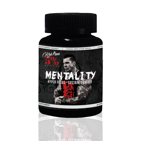 5% Nutrition Mentality 90ct