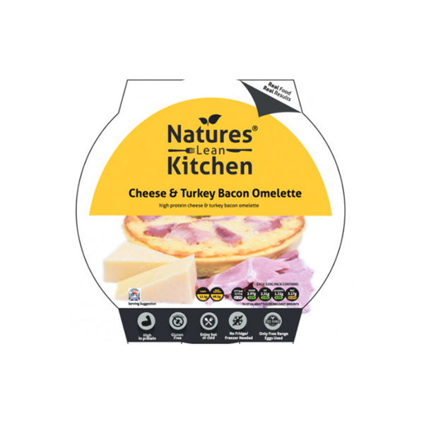Natures Lean Kitchen Omelette 330g