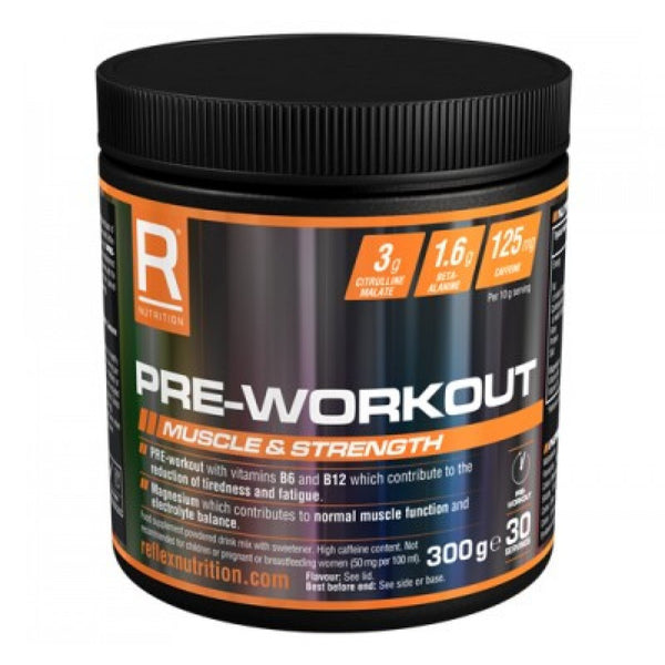 REFLEX Pre-Workout 30 Servings
