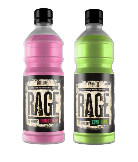 Warrior RAGE RTD 500ml