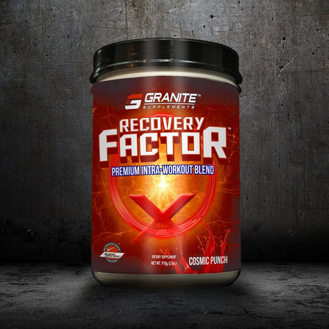 Granite Supplements Recovery Factor 910g