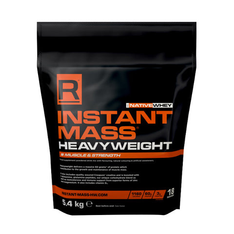 Reflex Nutrition Instant Mass Heavyweight 5400g