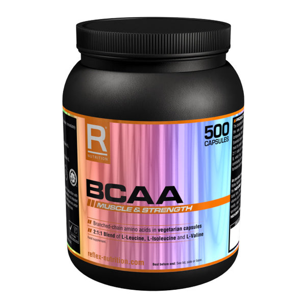 Reflex Nutrition BCAAs 500ct