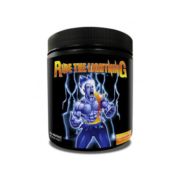 RIDE THE LIGHTNING Pre-Workout 250g