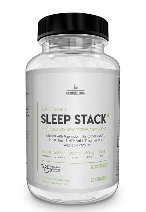 Supplement Needs Sleep Stack - 2 Month Supply