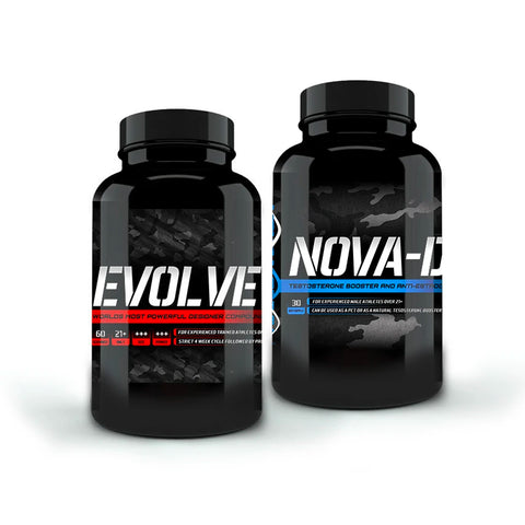 Ammutrition Evolve + Nova-DX Stack