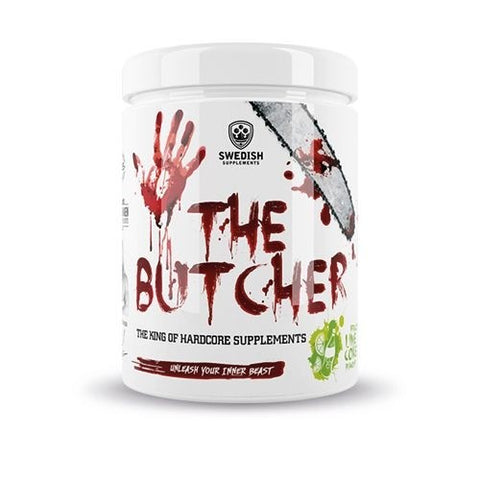 Swedish Supplements The Butcher 525g