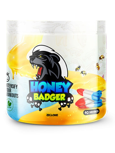 Yummy Sports Honey Badger Pre-Workout 300g