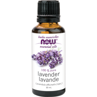 Now- Lavender Essential oil