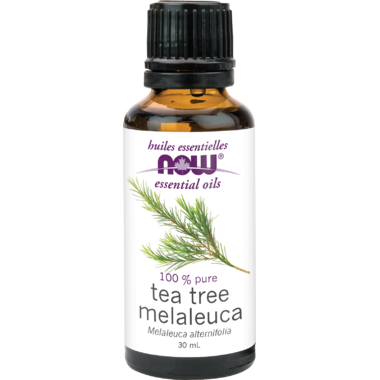 Now- Tea Tree Essential oil