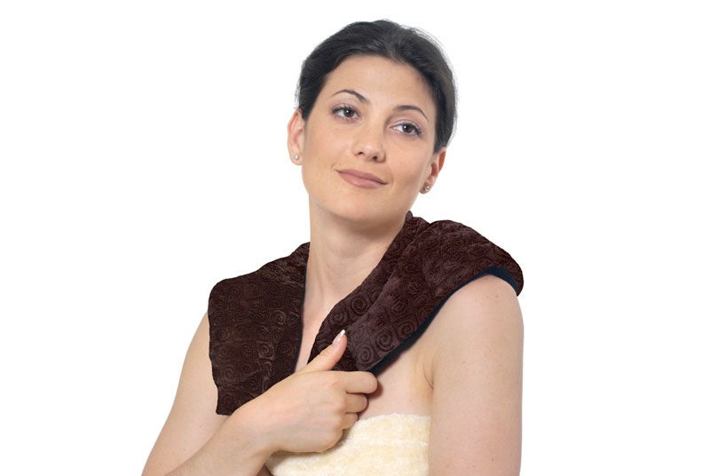 Ultra Shoulder Wrap – (chocolate brown)
