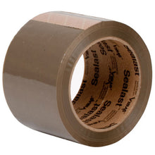 Load image into Gallery viewer, Tan Carton Sealing Tape 110 yds. Hot Melt