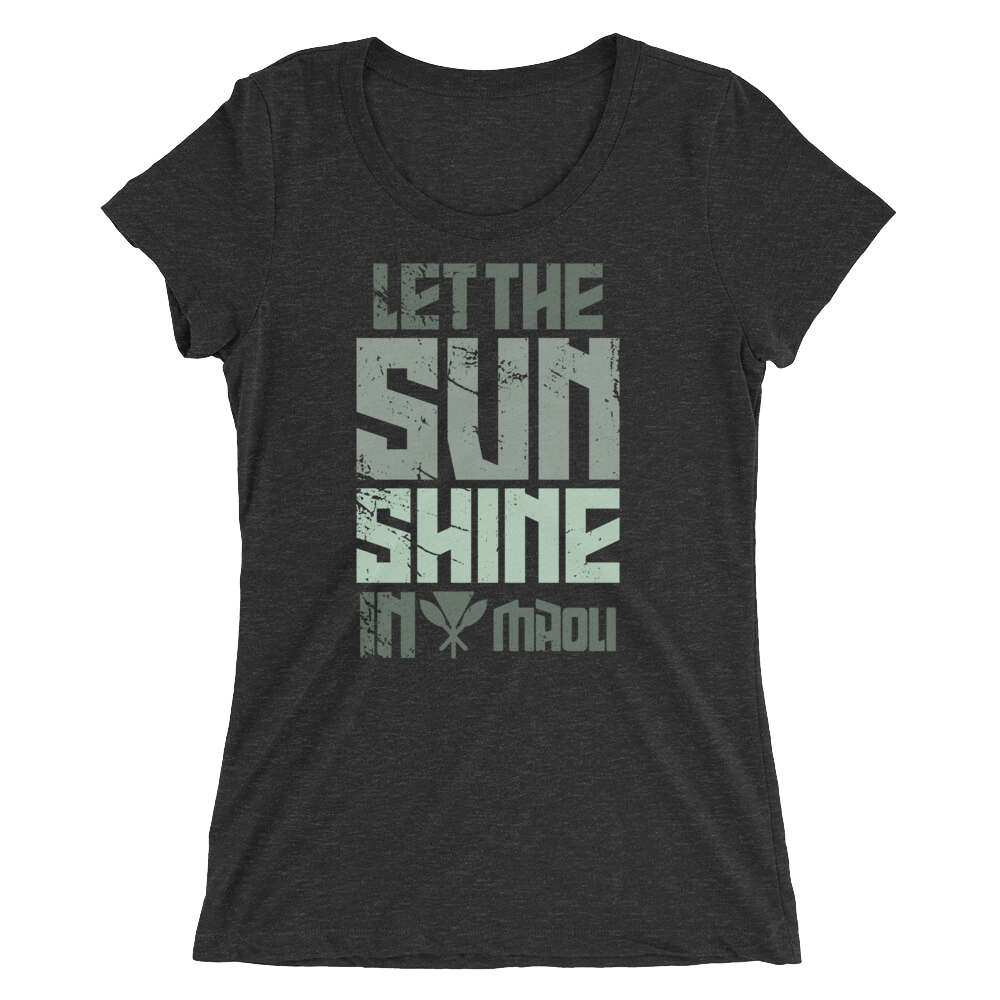 Sunshine Ladies' Short Sleeve Tee