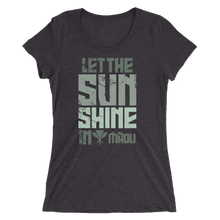 Load image into Gallery viewer, Sunshine Ladies' Short Sleeve Tee