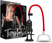 Temptasia - Intense Pussy Pump System - Fantasia Video & More