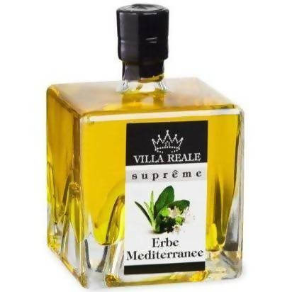 AROMATIZED OIL WITH MEDITERRANEAN HERBS