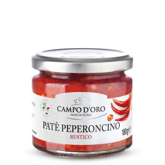 HOT PEPPER PATÉ