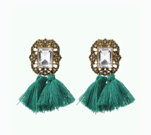Load image into Gallery viewer, Fluer Earrings