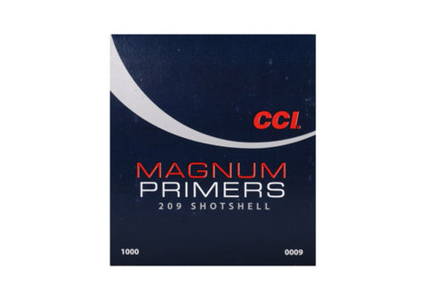 CCI™ 209M Primers - #209 Magnum Shotshell Primers (100 to 5000)