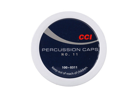 CCI™ #11 Percussion Caps (100 to 5000 Caps)