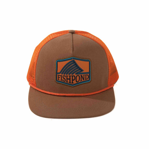 Fishpond® Dorsal Fin Hat - Sandbar-Orange