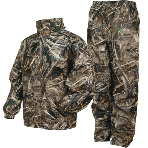 Frogg Toggs® All Sports Rainsuit - Realtree™ Xtra & Max 5™ Camo
