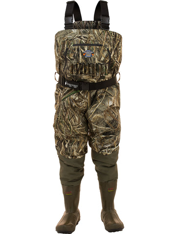 Frogg Toggs™ Grand Refuge Waders - Realtree Max 5 HD™ Camo Bootfoot Waders - 2711956