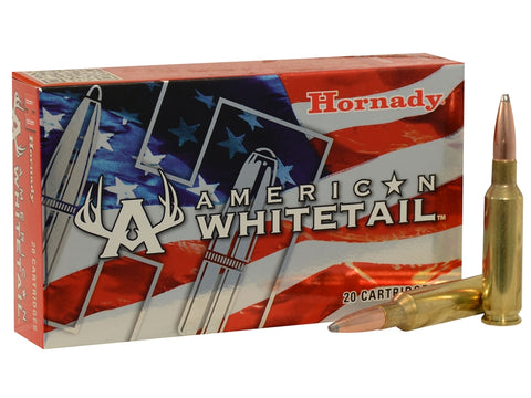 Hornady® American Whitetail® Ammunition - Interlock®