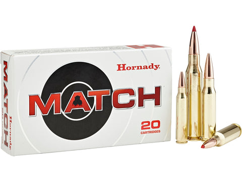 Hornady® Match™ Ammunition - ELD-Match™ - Box of 20