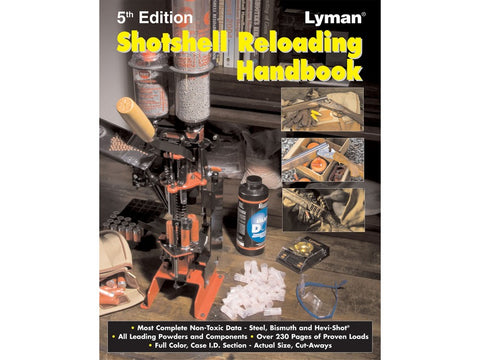 Lyman™ Shotshell Handbook 5th Edition