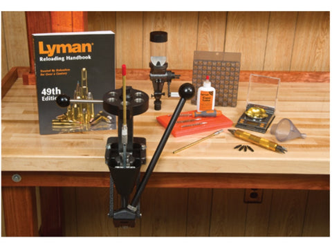 Lyman™ T-Mag 2 Turret Press Master Reloading Kit 110 Volt