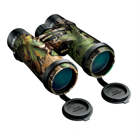 Nikon® Monarch™ 3 Realtree Xtra® Green Binoculars - 8-42mm and 10-42mm