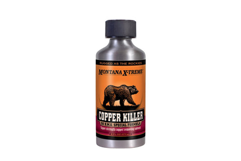 Montana X-Treme® Copper Killer™ Bore Cleaning Solvent - 07035