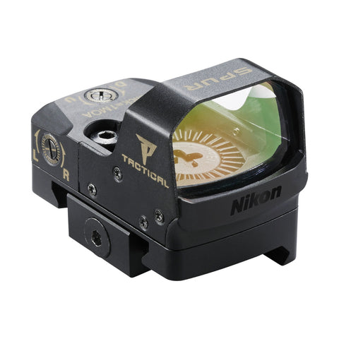 Nikon® P-Tactical™ Spur Reflex Sight - Illuminated - 3 MOA Dot