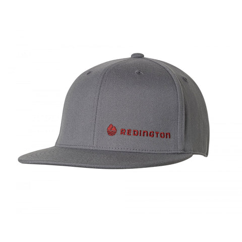 Redington™ Flexfit Logo Hat - Flat Brim-Small-Medium