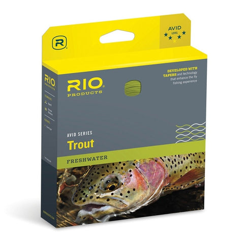 RIO™ Avid Trout WF Fly Line