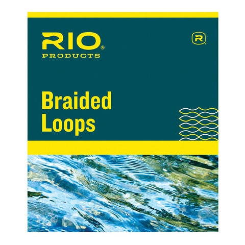RIO™ Braided Loops - Attaches Leader to Fly Line