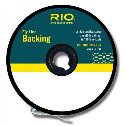 RIO™ Fly Line Backing - Dacron Braided