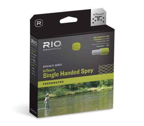RIO™ InTouch Single Handed Spey 3D Line - Freshwater Fly Line - F-H-I version