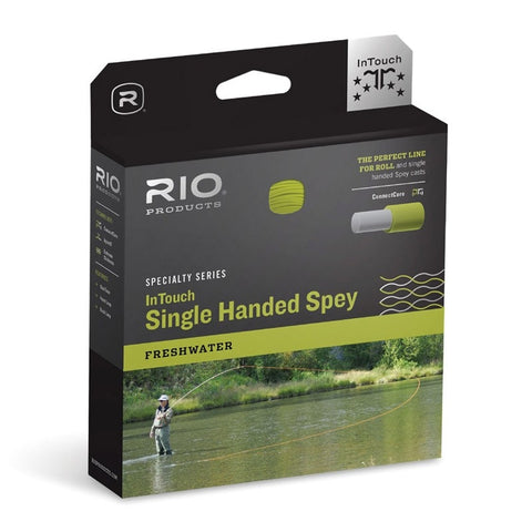 RIO™ InTouch Single Handed Spey Line