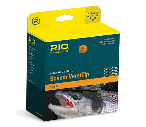 RIO™ Scandi Short Versitip - Spey Shooting Head