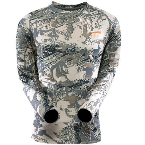 Sitka® Core Lightweight Crew long Sleeve (LS) - Optifade Open Country Camo