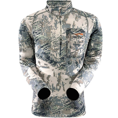 Sitka® Core Midweight Zip T - Optifade Open Country Camo