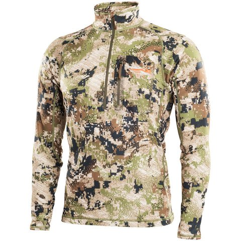 Sitka® Core Midweight Zip T - Optifade™ Subalpine Camo