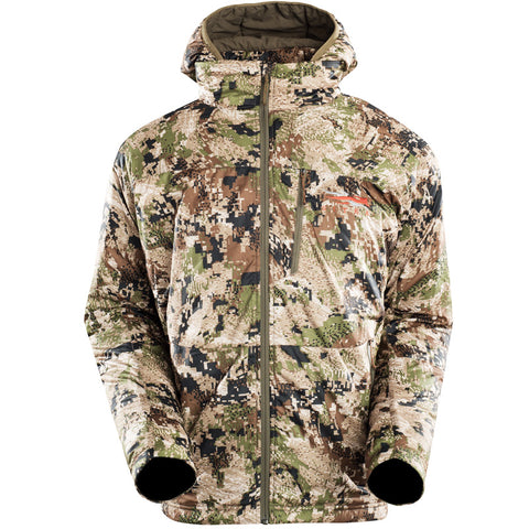 Sitka® Kelvin Lite Hoody - Optifade™ Subalpine & Open Country Camo