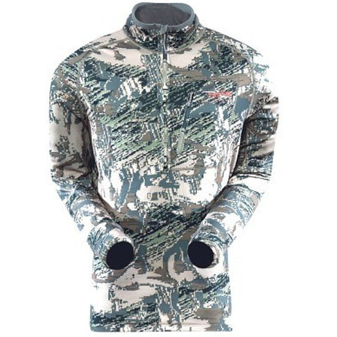 Sitka® Traverse Zip T - Optifade Open Country Camo